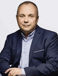 Radny Rady Miejskiej Wrocławia Jarosław Charłampowicz