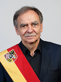 Przewodniczący Rady Miejskiej Wrocławia Bohdan Aniszczyk