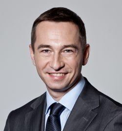 Wiceprezydent Maciej Bluj
