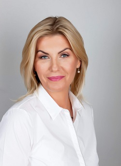 Wiceprezydent Renata Granowska